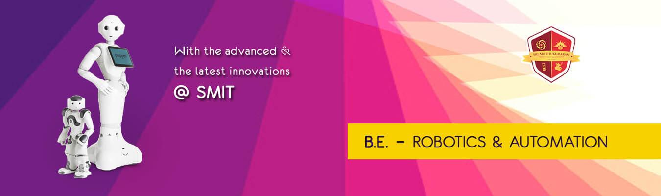 best college for robotics engineering in tamilnadu